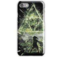 triforce strorm iPhone Case/Skin