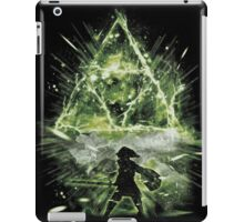 triforce strorm iPad Case/Skin