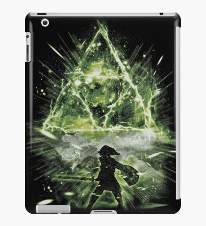 triforce strorm iPad Case/Skin