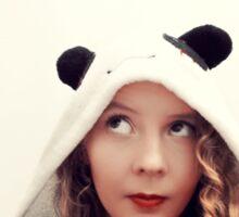 Naomi Shingler: Panda Onesie Sticker