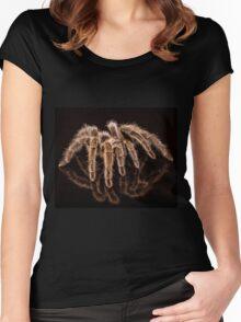 Tarantula Women's Fitted Scoop T-Shirt