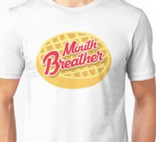 Mouth Breather - Stranger Things Unisex T-Shirt