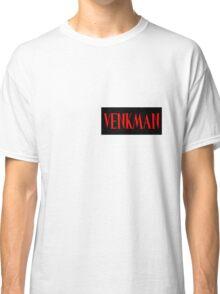 Ghostbusters Venkman Name Tag Classic T-Shirt