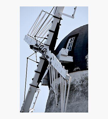 Fulwell Windmill Photographic Print
