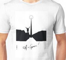 A-Spire!  Unisex T-Shirt