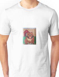 Happy Pit Bull Unisex T-Shirt