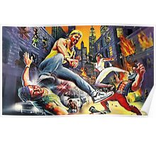 Streets Of Rage Epic Poster