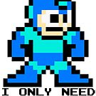 I Only Need 8 Bits by James Hall