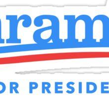 Harambe For President T-Shirt Sticker
