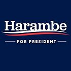 Harambe For President T-Shirt by Dumb Shirts