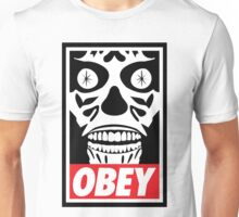 They Obey Unisex T-Shirt
