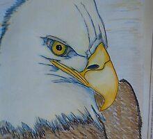 Bald Eagle by KenHadad