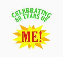 Celebrating 80th Birthday Unisex T-Shirt