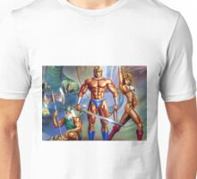 Golden Axe Retro Unisex T-Shirt