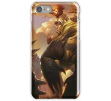 Beast Riders Fight iPhone Case/Skin