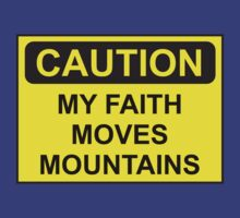 My Faith Moves Mountains T-Shirt