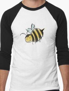 Bee Good, Do Good - GISHWHES Challenge Charity Bee Men's Baseball ¾ T-Shirt