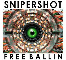 Free Ballin Photographic Print