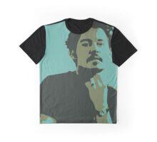 Sea Nymph Johnny Depp Graphic T-Shirt