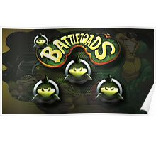 Battle Toads Poster