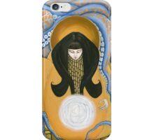 Stochastic receding horizon iPhone Case/Skin