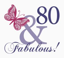 Fabulous 80th Birthday by thepixelgarden