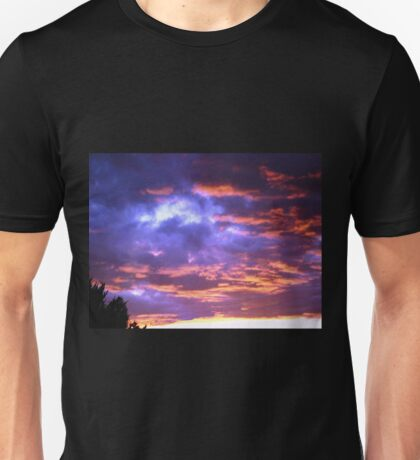 Wild Weather on the way Unisex T-Shirt