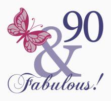 Fabulous 90th Birthday by thepixelgarden