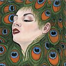 La Reine des Paons by Jennifer Kilgour