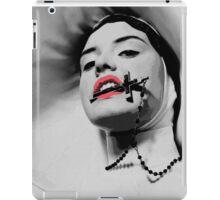 Mother superior iPad Case/Skin