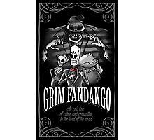 GRIM FANDANGO Photographic Print