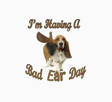 Basset Bad Ear Day Unisex T-Shirt