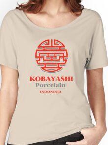 Kobayashi Porcelain Indonesia Women's Relaxed Fit T-Shirt