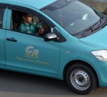 gemah ripah taxi Sticker