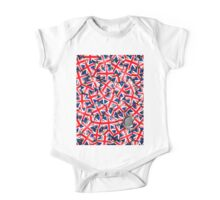 Pin it on Britain One Piece - Short Sleeve