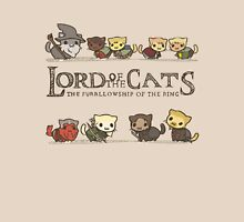 Lord Of The Cats Womens Fitted T-Shirt