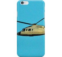 I see skies of blue... iPhone Case/Skin
