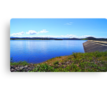 Sugarloaf Reservoir Park Canvas Print
