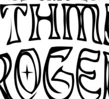 Northman's Progeny Sticker