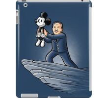 The mouse king iPad Case/Skin