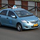 blue bird taxi by bayu harsa