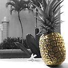 Golden Pineapple by giovonni808