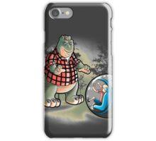 Dinosaurs world iPhone Case/Skin