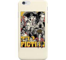 -TARANTINO- Pulp Fiction Poster Style iPhone Case/Skin
