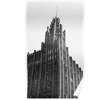 Manchester Unity Building, Melbourne Poster