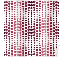 Abstract Halftone Background, pattern with dots. Poster