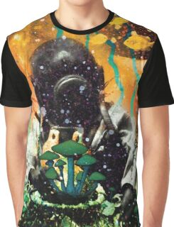 Deep Sea Fungi Graphic T-Shirt