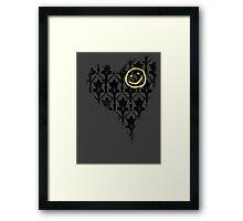 Sherlockian Framed Print