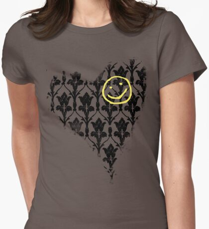 Sherlockian Womens Fitted T-Shirt
