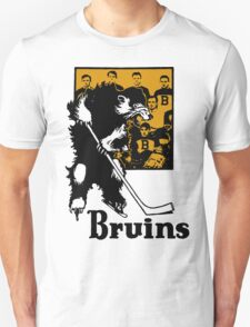 Bruins 1929 Yearbook - Fanned Shots Sports Apparel T-Shirt